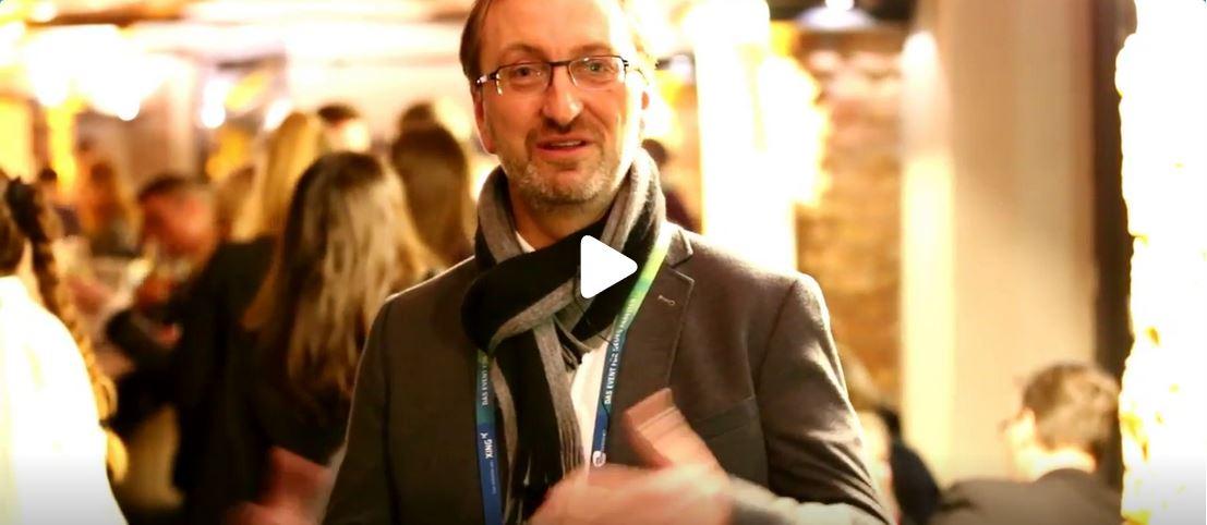 Achim Trenkner - New Work Experience 2018